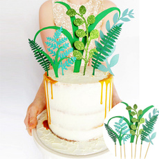 decoration, Plants, cupcakeflag, caketopper