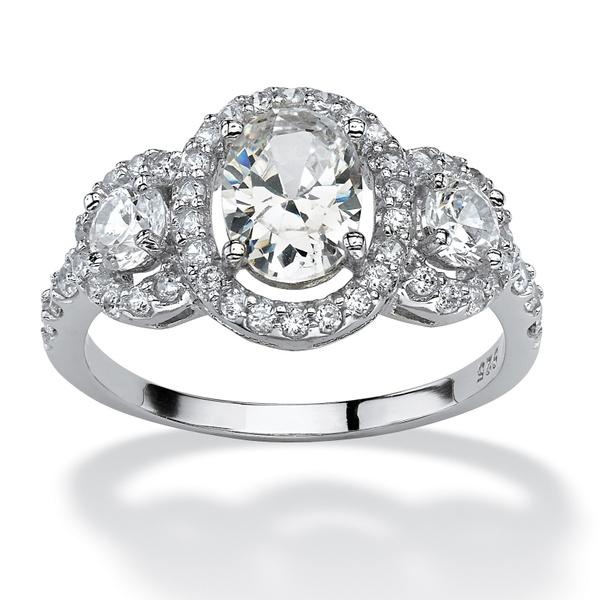 Cubic Zirconia, platinum, Jewelry, Engagement