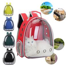 Shoulder Bags, Outdoor, petsupplier, transparent backpack