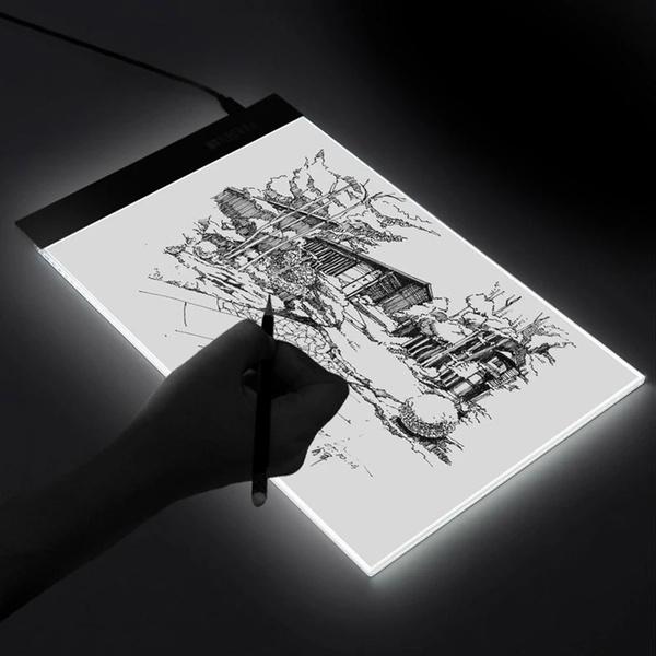 ledwritingboard, Art Supplies, art, usb