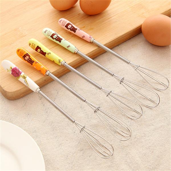 Steel, Mini, Kitchen & Dining, eggbeater