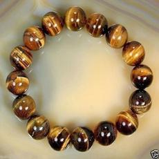 Bead, Beaded Bracelets, tigerseyebracelet, eye