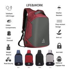 waterproof bag, Laptop Backpack, travelingbag, Outdoor