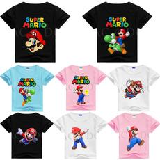 Summer, Mario, Shorts, childrenstshit