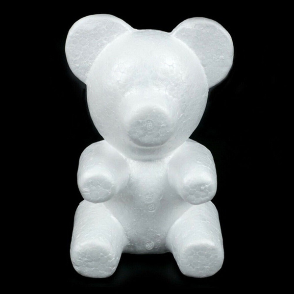 bearmodel, Craft Supplies, Bears, flowerbear
