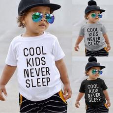 Summer, Fashion, toddlerboysclothe, short sleeves