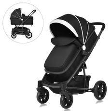 Foldable, Infant, black, babystroller