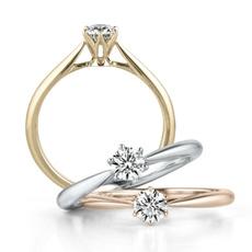 DIAMOND, gold, Classics, Engagement Ring