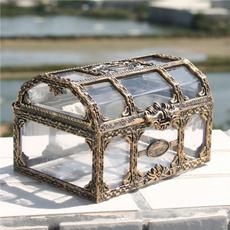 Box, piratetreasurechest, Jewelry, treasurechest