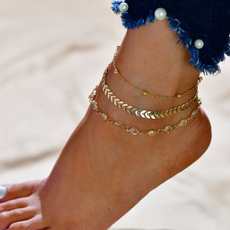 Summer, Jewelry, Chain, Bracelet