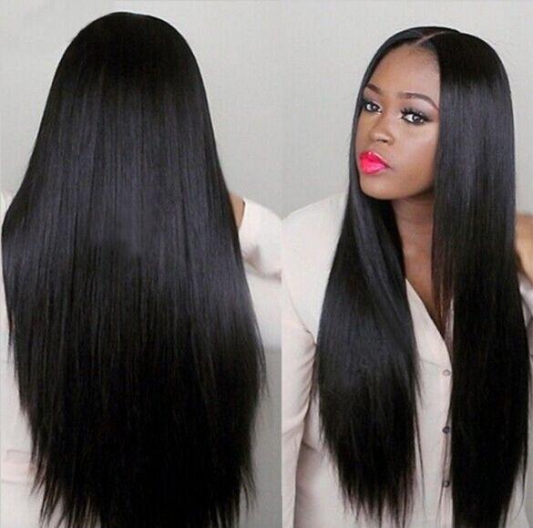 wig, full lace human hair wigs, Natural, human hair