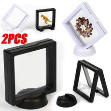 floatingframe, case, plastic3dfloatingdisplayholder, Plastic