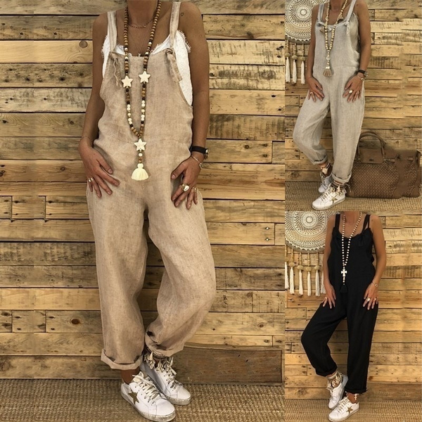 Women Rompers, Fashion, pants, Overalls