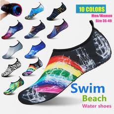 Swim, beach shoes, Tenis, Surfing