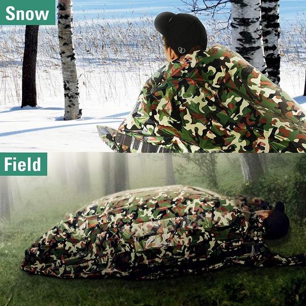 sleepingbag, Hiking, Outdoor, survivalcampingbag