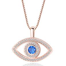Blues, DIAMOND, eye, Jewelry