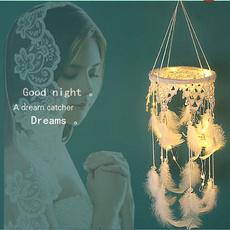 Decor, babynightlight, Christmas, Dreamcatcher