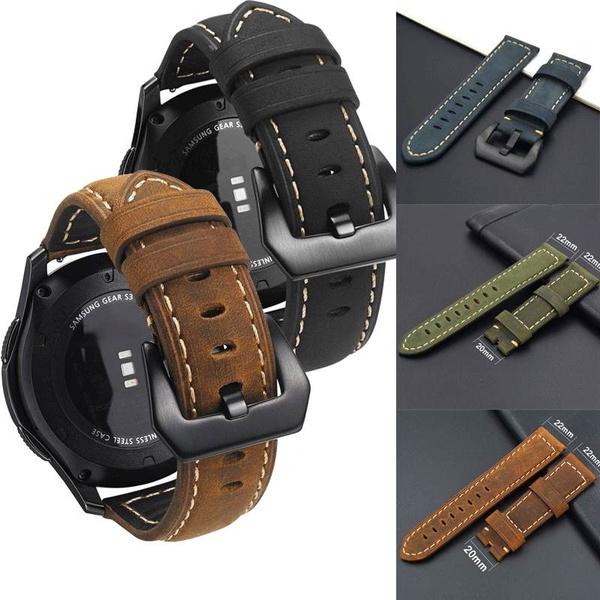 samsunggalaxywatchwatch42mm, Samsung, leather, samsunggalaxywatchband