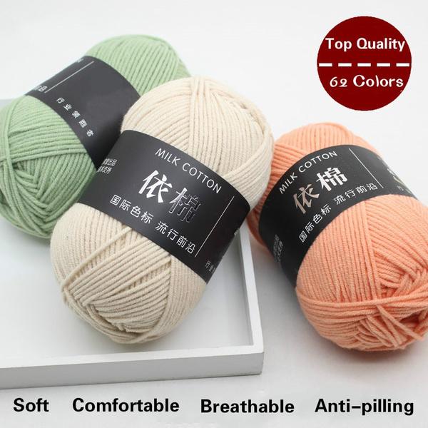 Cotton, Fashion, Knitting, wollegarn