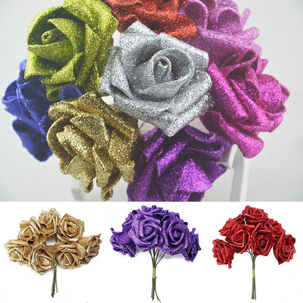 foamflower, decoration, foamrose, Flowers