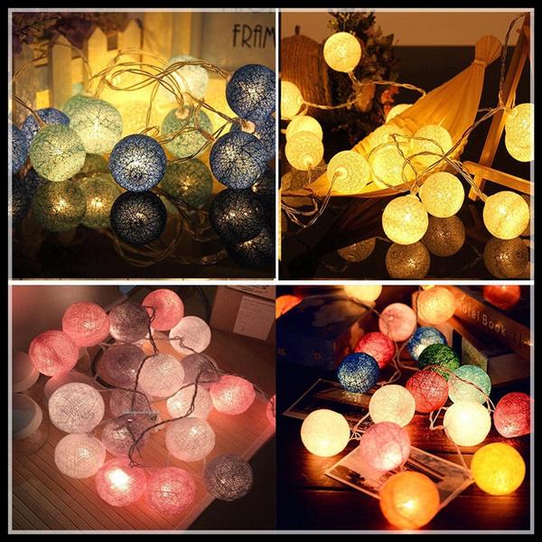Decor, led, Christmas, Colorful