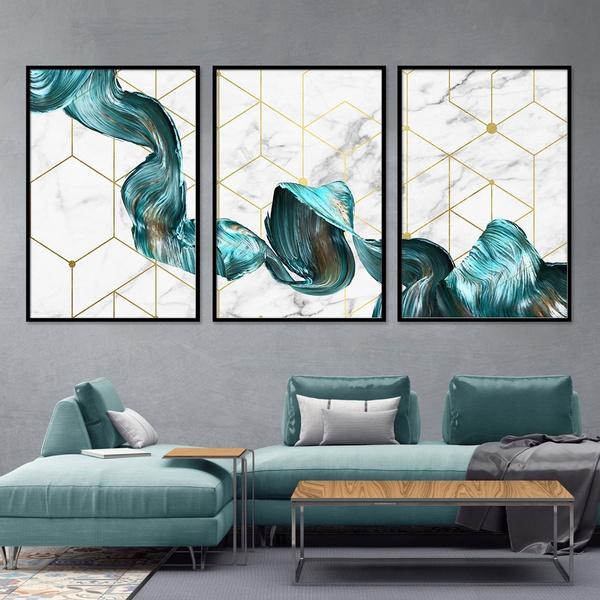 art, Home Decor, canvaspainting, gold