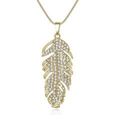 Crystal, leaf, Jewelry, Wedding