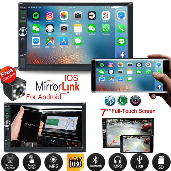 Touch Screen, Monitors, carmp5, Cars