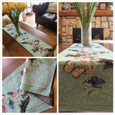 butterfly, tablerunnerbanquet, Towels, Coffee