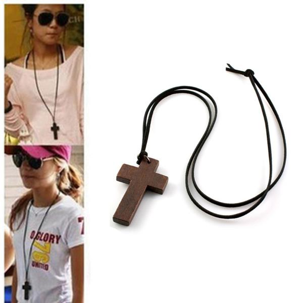 neckchain, Fashion, Jewelry, Cross Pendant