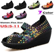 casual shoes, Plus Size, Women Sandals, Womens Shoes