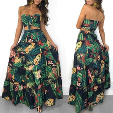 long skirt, Fashion, Tops, Suits