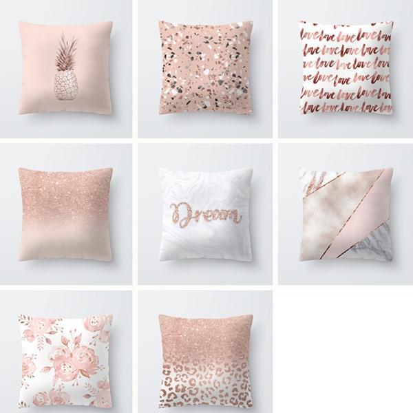 Fashion, Cushions, gold, decoration