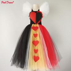 Heart, kids clothes, girlshalloweendres, Halloween