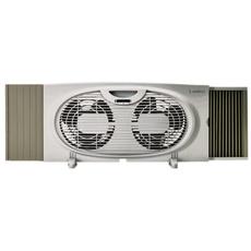 housewares, Fans, windowfan, Electric