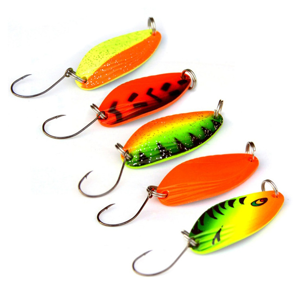 fishingbait, spinnerlure, Fishing Lure, metallure
