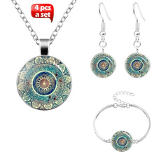 Jewelry Set, Yoga, Necklace, Gifts