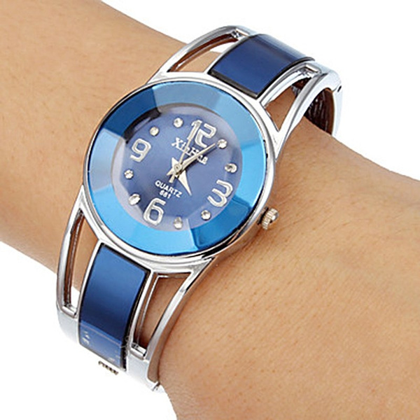 Steel, Watches Women's, dresseswatche, quartz