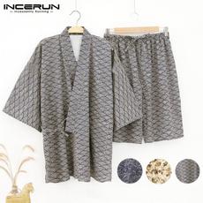 Summer, pajamaswomen, gowns, yukata