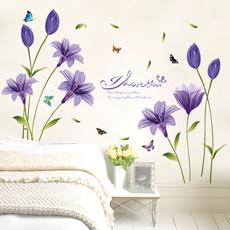 butterfly, Decor, Flowers, Home Decor