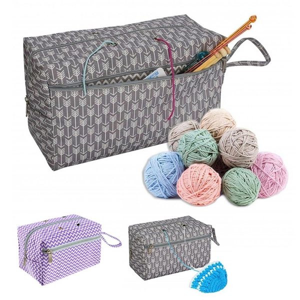 sewingknittingsupplie, sewingbag, knittingorganizer, yarnstoragebag