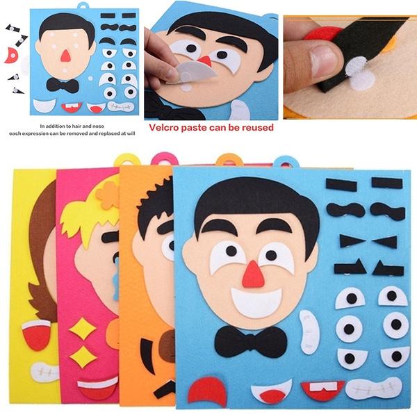 emoticon, facialexpressionspattern, diypuzzle, expression