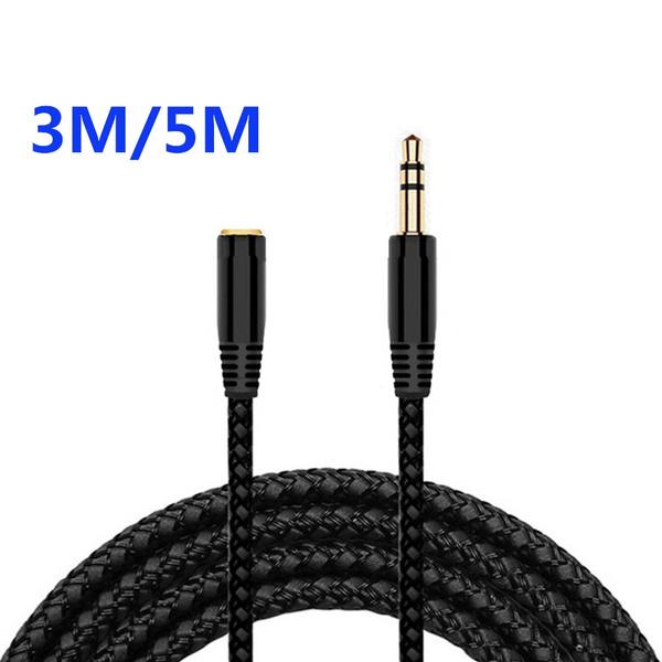 earphoneextensioncable, Earphone, Cable, Extension