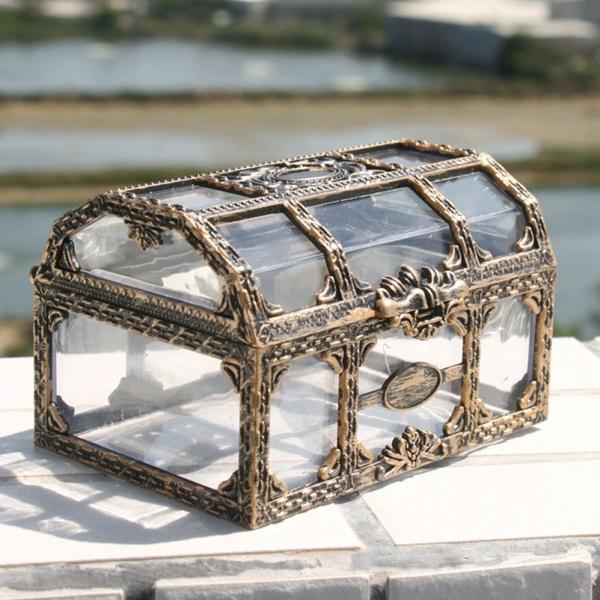 Box, Jewelry, treasurechest, Storage