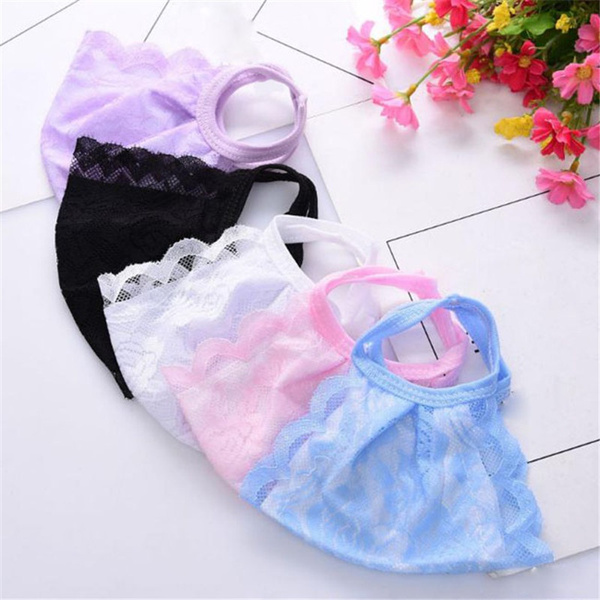 respirate, cute, thinlacemask, Lace