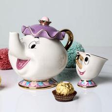 cute, teapotsteaset, Regalos, Cup