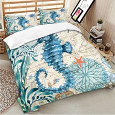 summerbeddingset, 3pcsbeddingset, bedquiltcoverset, Bedding