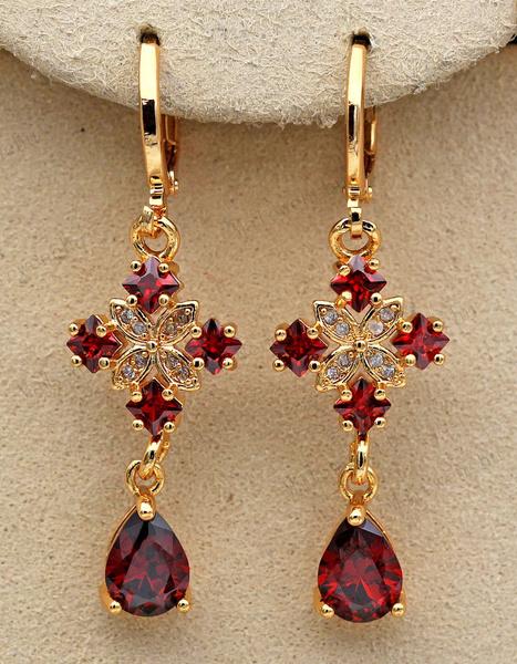 party, jadeearring, Gemstone Earrings, topazearring