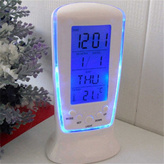 Blues, Home & Kitchen, led, Clock