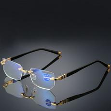 retro glasses, Fashion, presbyopia, Metal